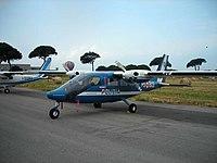 Il Reparto Volo, creato nel 1971, compende elicotteri ed aerei destinati ad impieghi di vigilanza e ricognizione aerea, di soccorso alla cittadinanza, ma anche di trasporto di personale sia per missioni operative che di trasferimento.