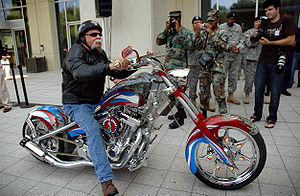 Paul Teutul Sr. of Orange County Choppers and ...