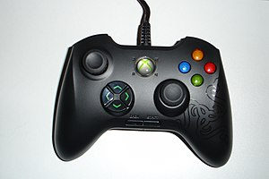 English: A third party controller developed by...