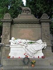 Personaggi illustri tumulati o sepolti nel Cimitero del