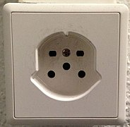 208 Single Phase Outlet