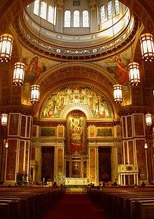 Cathedral of St Matthew the Apostle Washington DC