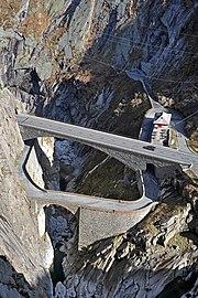 Schllenen Gorge  Wikipedia