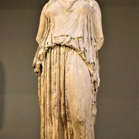 The Erechtheion Caryatid