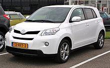 Toyota Ist Wikipedia