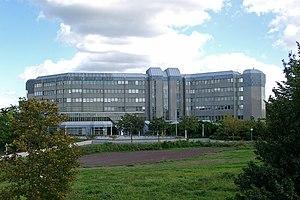 German Federal Archives in Koblenz Deutsch: Bu...