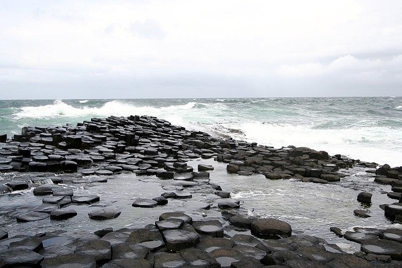 Chaussée des géants, Antrim, Irlande