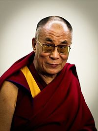 Haut Chef Spirituel Du Tibet : spirituel, tibet, Dalaï-lama, Wikipédia