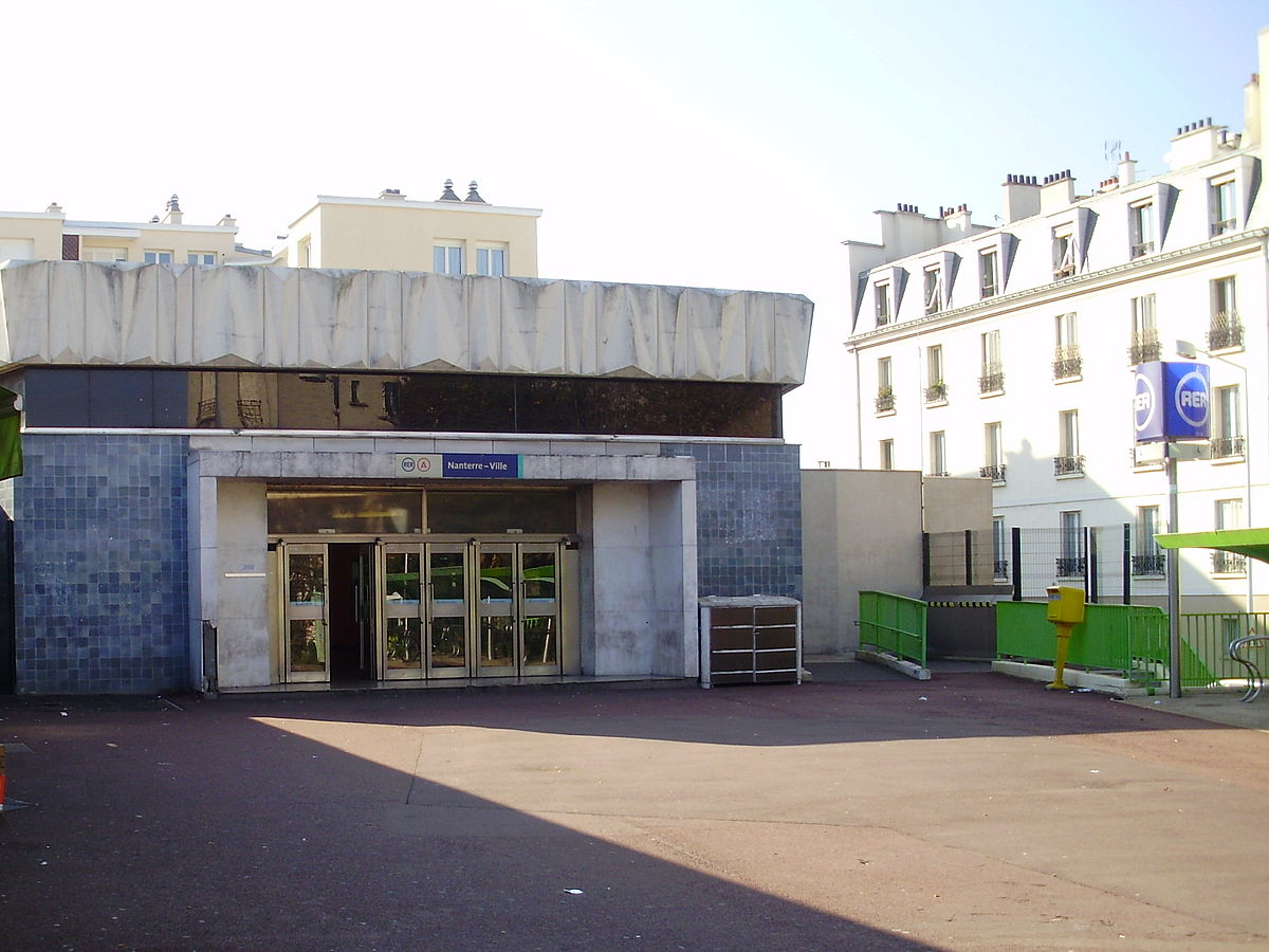 Piscine Nanterre Ville