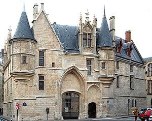 English: Hotel de Sens, Marais, Paris, France ...