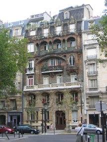 Immeuble Lavirotte Wikipdia