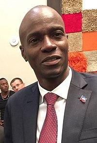 president of haiti wikipedia
