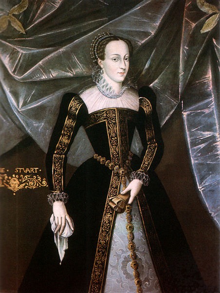 Archivo:Mary Queen of Scots Blairs Museum.jpg