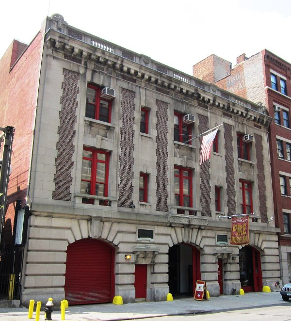 York City Fire Museum - Wikipedia