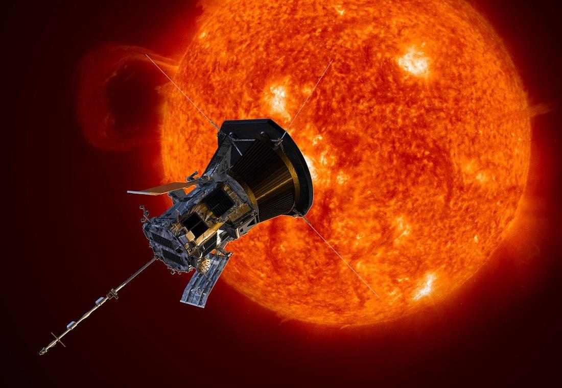 https://i0.wp.com/upload.wikimedia.org/wikipedia/commons/thumb/1/1c/Parker_Solar_Probe.jpg/1200px-Parker_Solar_Probe.jpg?w=1100&ssl=1