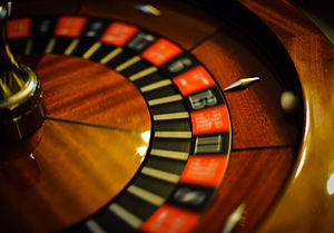 Wheel of fortune. Shot wide open using 50mm/f1...