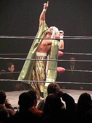 Français : sabu a american wrestling rampage 2...