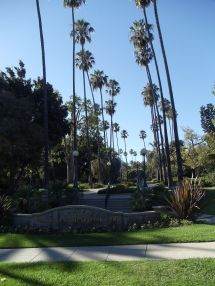 Will Rogers Memorial Park Beverly Hills CA