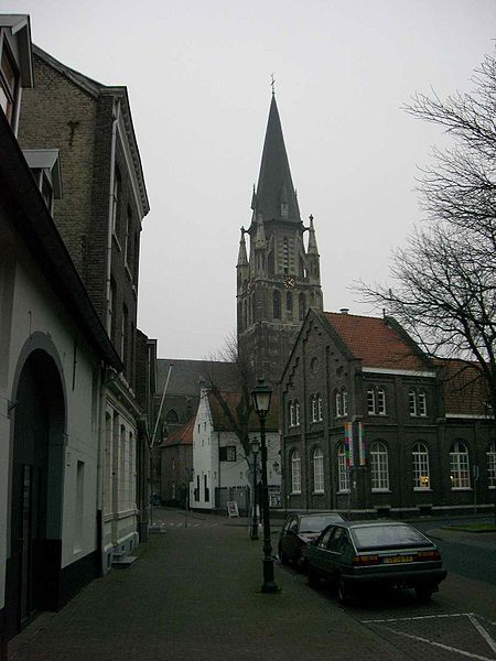 File:Sittard Petruskerk Domein.jpg