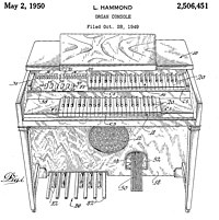 List of Hammond organs — Wikipedia Republished // WIKI 2