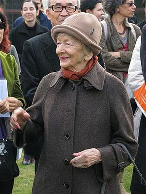 Wisława Szymborska (b. July 2, 1923 in Bnin, P...