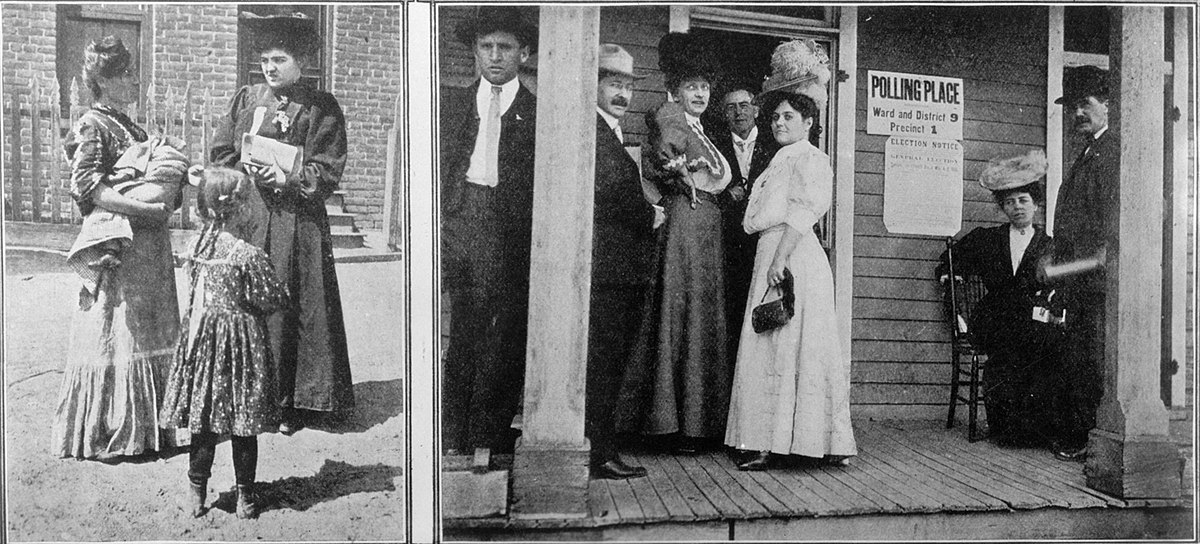 1893 Colorado womens suffrage referendum  Wikipedia