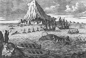 Arctic whaling in the eighteenth century. The ...
