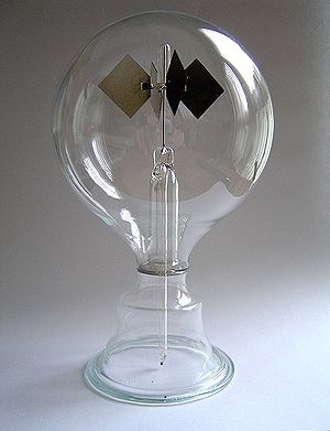 Crookes Radiometer — Taken March of 2005 by Ti...