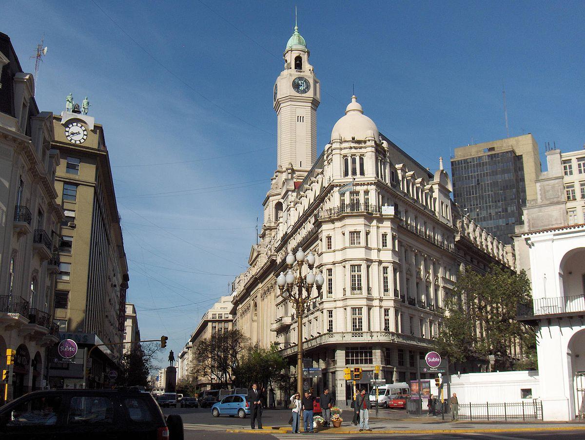 Buenos Aires Barrios  Wikipedia