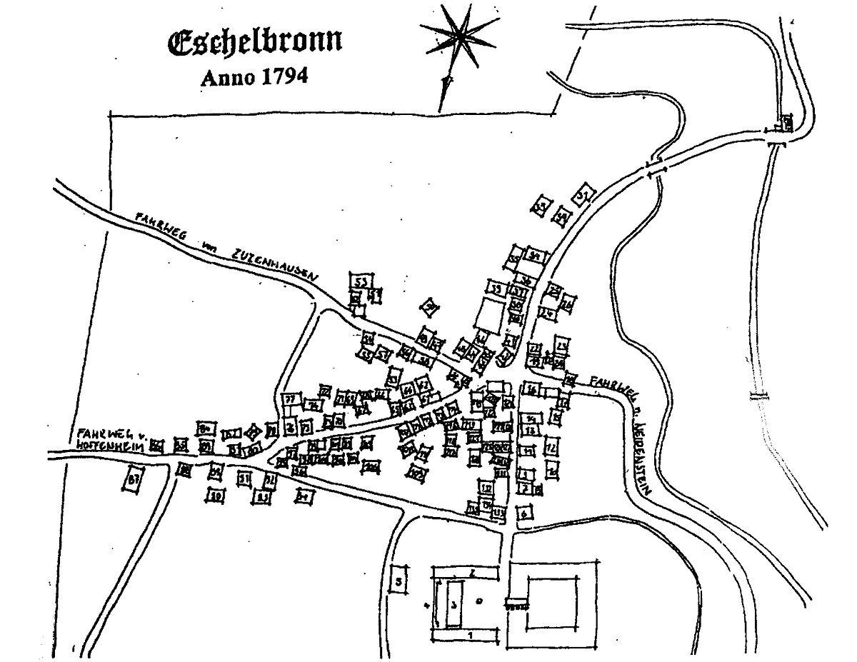 Evangelisch-lutherische Kirche (Eschelbronn)