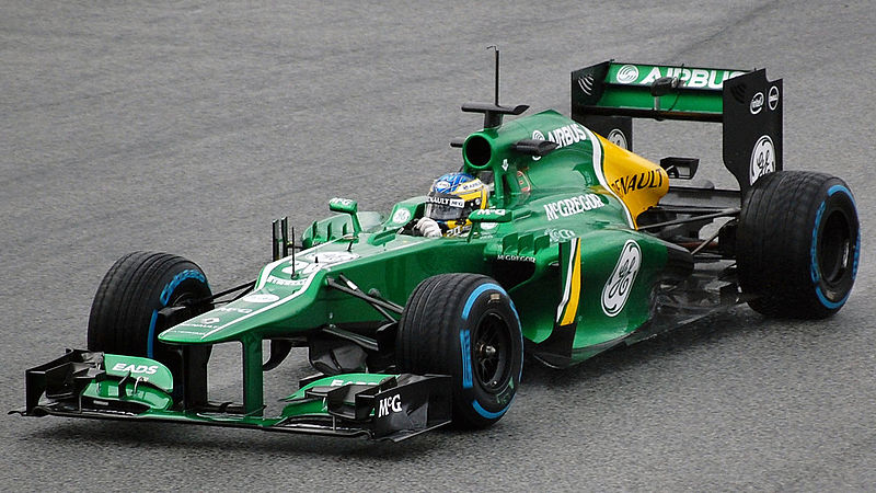 File:F1 2013 Barcelona test 2 - Caterham.jpg