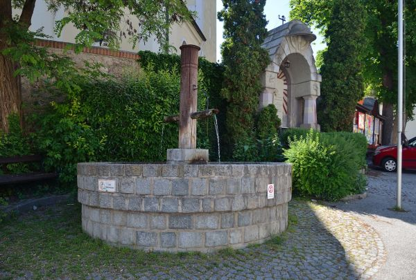 File Fountain Water Supply Inzersdorf Der
