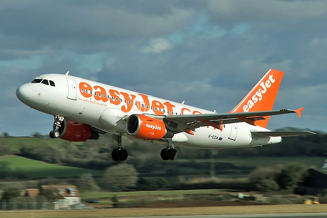 easyJet will be the official carrier of the Jordanian Olympic and Paralympic teams at this summer's Games in London.  Photo: Wikipedia