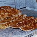Iran main ingredients flour cookbook barbari bread media barbari bread