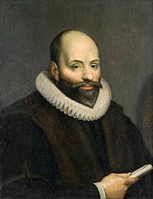 Portrait of Jacobus Arminius