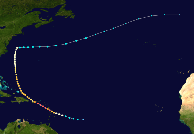 Meteorological history of Hurricane Maria - Wikipedia