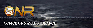 New banner of the Office of Naval Research (ON...