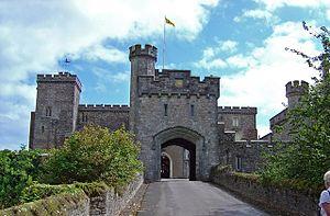 Powderham Castle, nr Exeter,Devon.