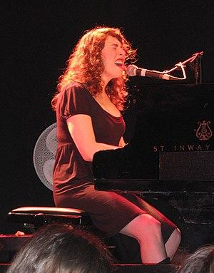 Regina Spektor in concert, Tel Aviv