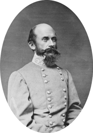 Richard S. Ewell, Confederate general in the A...