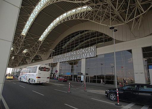 Sabiha Gokcen Airport 15-2