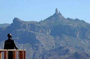 Mirador Balcón de Unamuno, Artenara