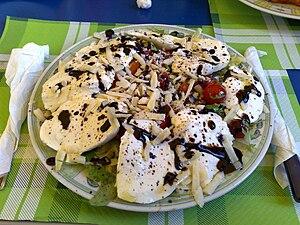 vegetarian salad (Palermo)