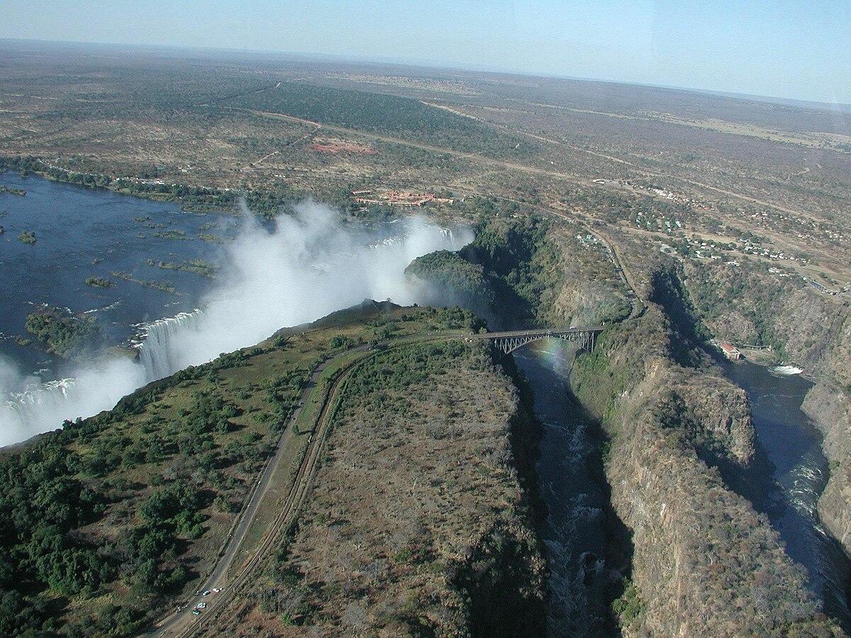 Victoria Falls Wallpaper Victoriaf 228 Lle Wikipedia