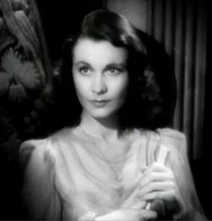 Cropped screenshot of Vivien Leigh from the tr...