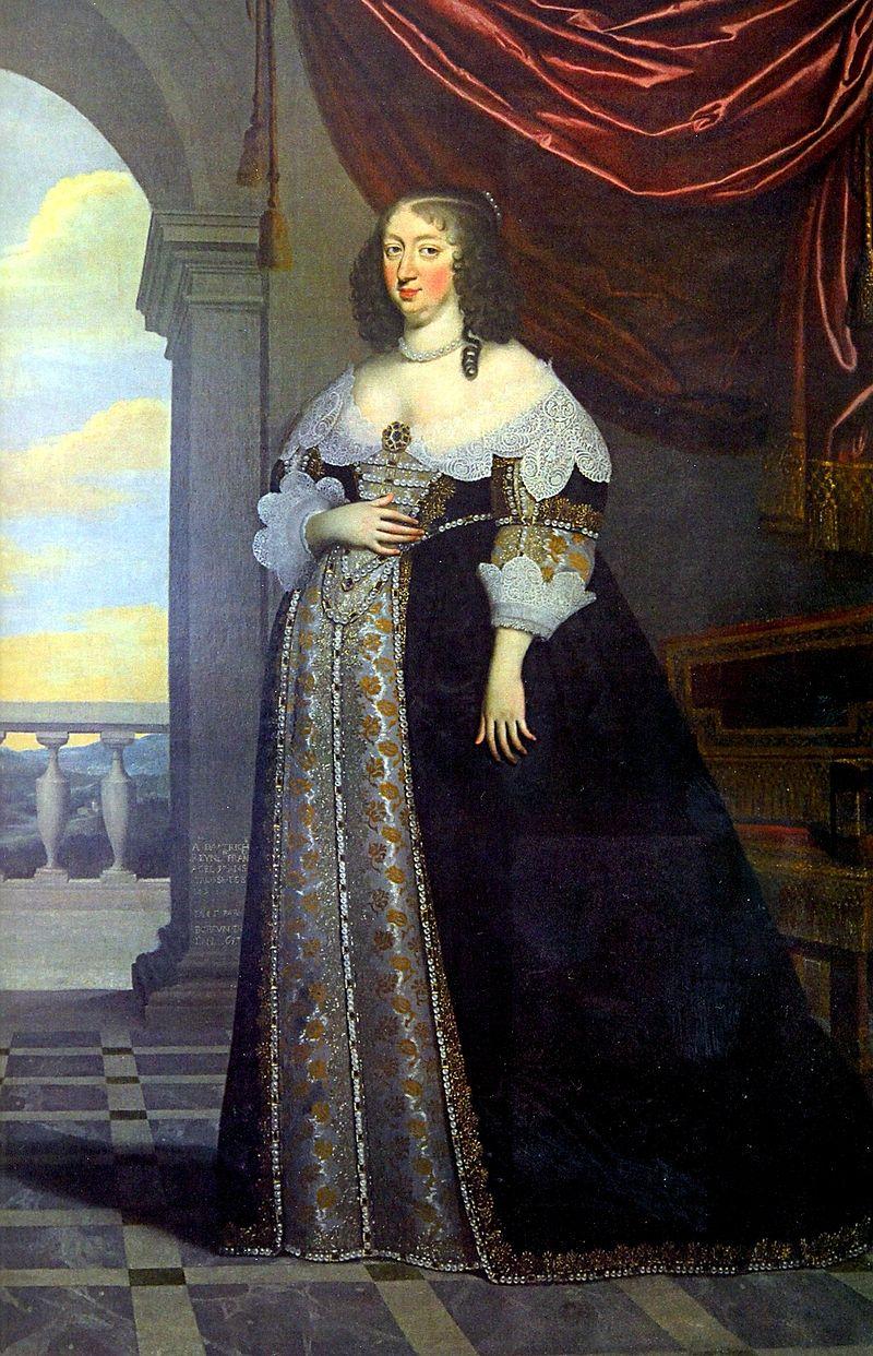 Откровенная Сцена С Алессандрой Мартинес – Королева И Кардинал (2009)