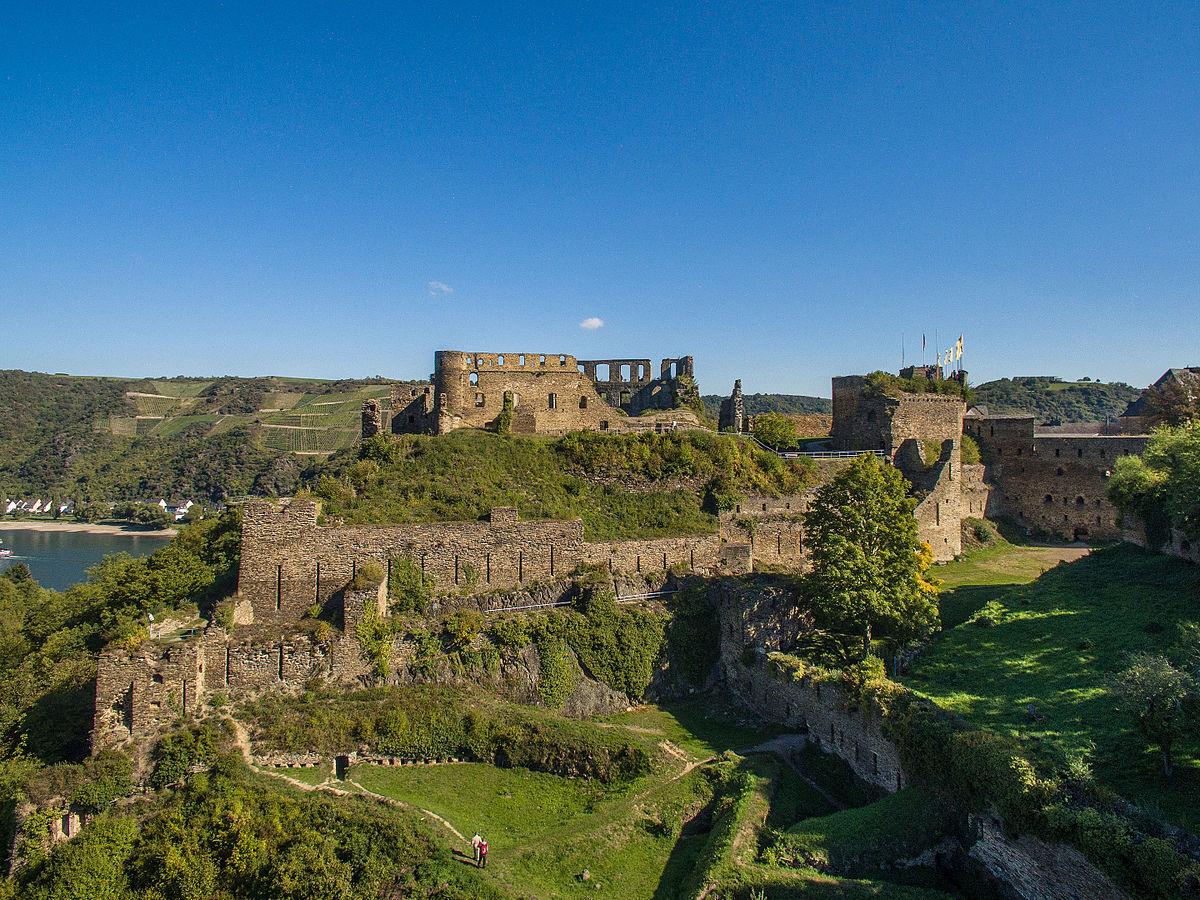 Burg Rheinfels  Wikipedia