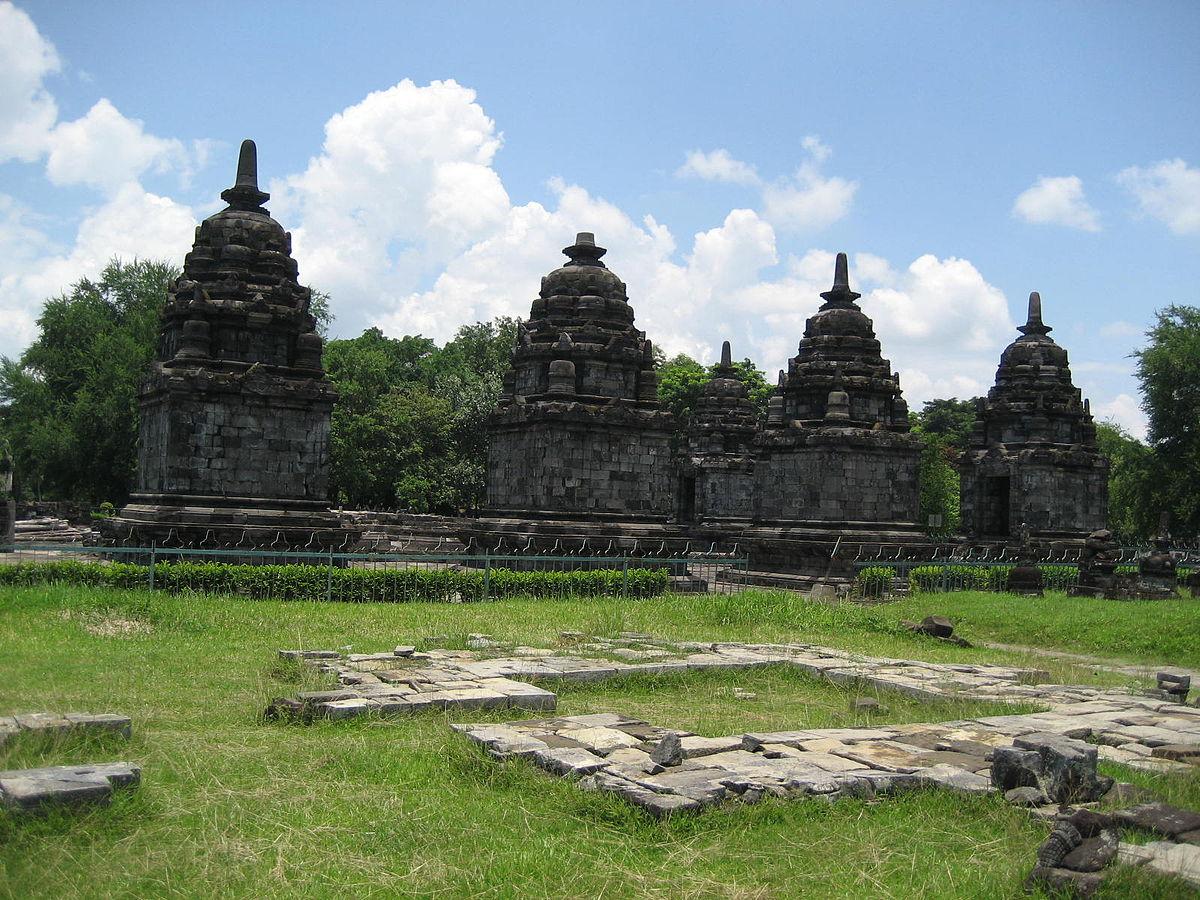 Candi Lumbung  Wikipedia bahasa Indonesia ensiklopedia bebas