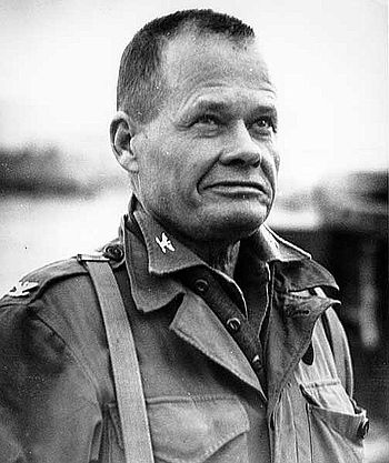 English: Chesty puller