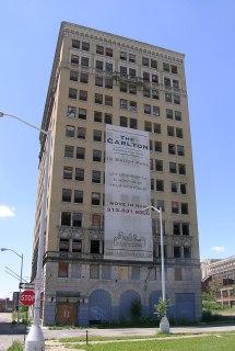 Eddystone Building Detroit Michigan